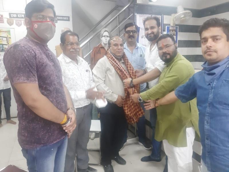 Bhopal Dharm Samaj News: समाज के गरीब बच्चों की मदद करेगा सिंधी मंच