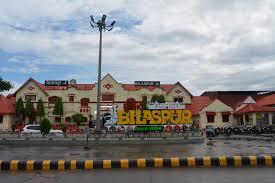 Bilaspur Railway News: पग-पग में खतरा, कब सुधरेगी प्लेटफार्म की यह व्यवस्था