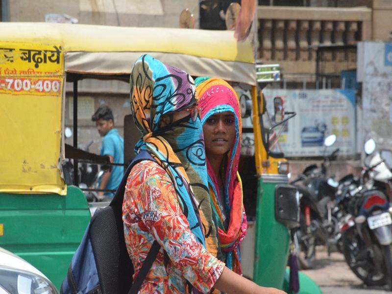 रायपुर से दो डिग्री ज्यादा गर्म रहा राजनांदगांव