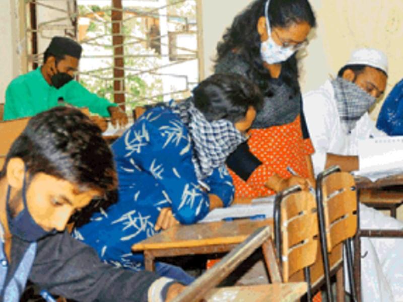 Ruk Jana Nahi Yojna 2020 : रुक जाना नहीं योजना के तहत डेढ़ लाख विद्यार्थियों ने दी परीक्षा