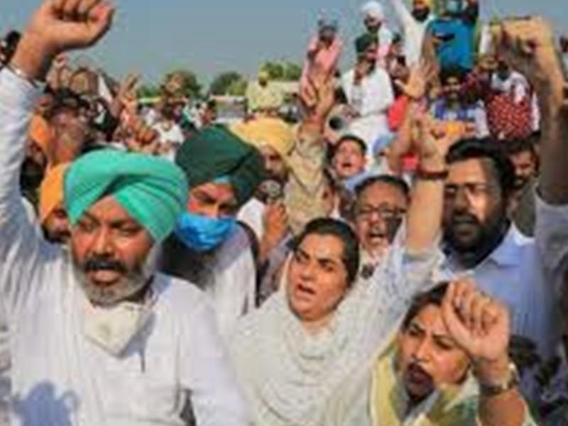 Farm Bill 2020 Protest: 24 सितंबर से किसान संगठनों का रेल रोको आंदोलन