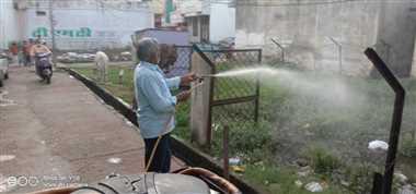 शहरी क्षेत्र में तेजी से फैल रहा डेंगू, शहर में अब तक 12 जिले में 31 मरीज मिले