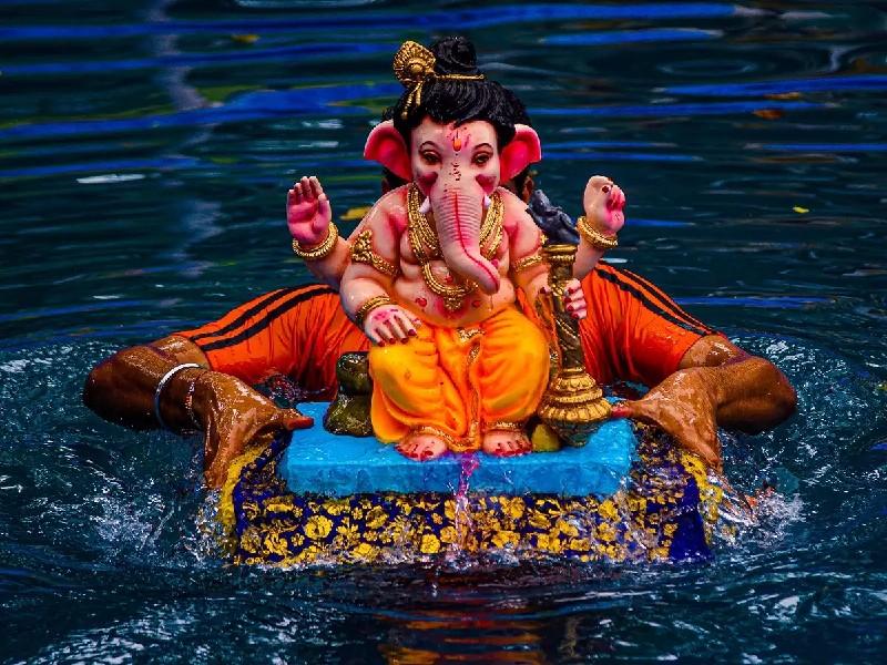 Ganesh Visarjan 2021: गणेश विसर्जन के समय ध्यान रखें ये बातें, जानिए शुभ मुहूर्त और पूजा विधि