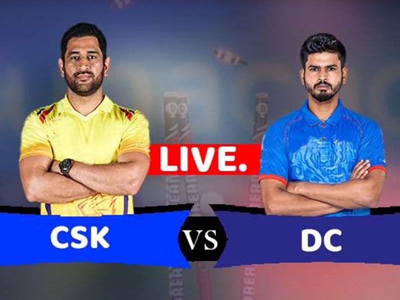 IPL 2020 : कैपिटल्स ने CSK को पांच विकेट से हराया, धवन ने जड़ा आईपीएल करियर का पहला शतक