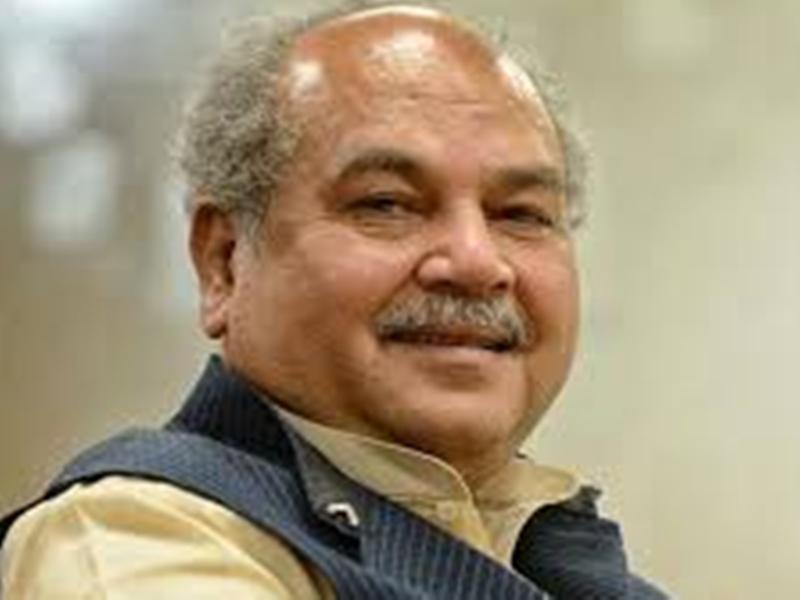 MP Assembly by elections: कांग्रेस हमारा रिजेक्ट माल उधार में ले गई- नरेंद्र सिंह तोमर