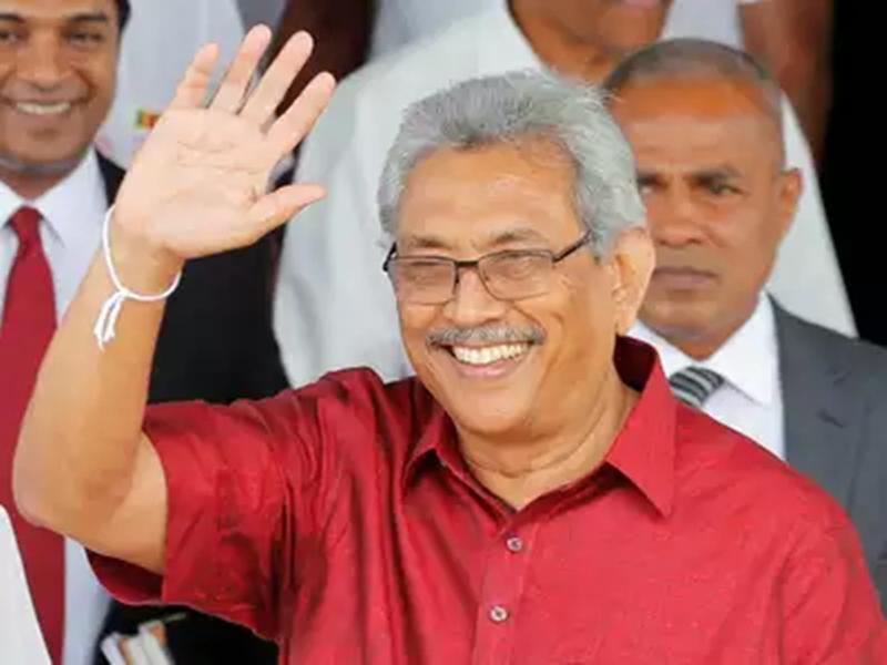 Sri Lankan presidential election : गोतबाया राजपक्षे होंगे श्रीलंका के नए राष्ट्रपति, पीएम मोदी ने दी शुभकामना