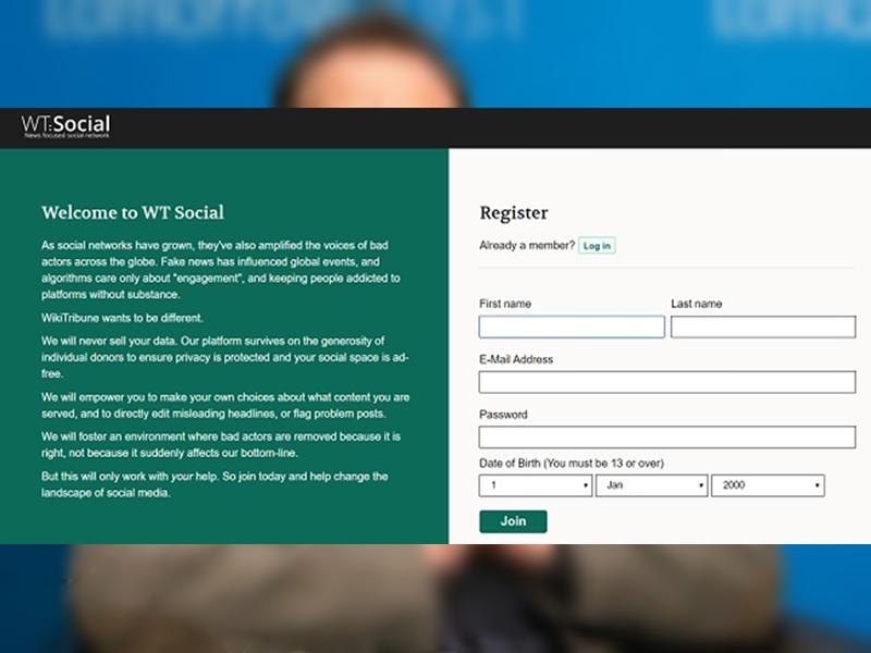 WT Social : सोशल मीडिया साइट डब्ल्यूटी सोशल आ गई है फेसबुक, ट्विटर को देने टक्कर