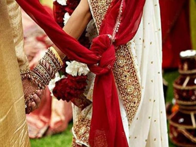 Chhattisgarh Unique Marriage : दो युवतियों ने एक ही दूल्हे को चुना, एक ही मंडप में दोनों की शादी