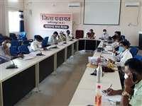 आलीराजपुर : कोविड काल सेंटर हर दिन ले रहा कोरोना संक्रमितों से जानकारी