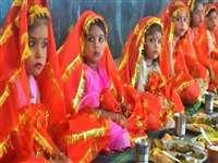 Navratri Kanya Pujan 2021: नवरात्रि पर कन्या पूजन के लिए जरूरी हैं ये चीजें, देखिए लिस्ट में क्या क्या शामिल