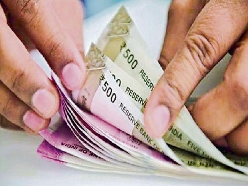Banking During Lockdown In Raipur: बैंकों में नहीं हुए लेनदेन, कम कर्मचारियों के द्वारा ही हुआ ऑडिटिंग कार्य