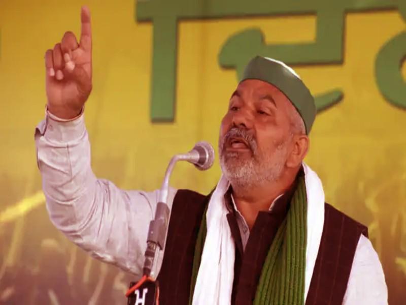 Farmer Protest: राकेश टिकैत का गुजरात दौरा,किसान नेता को नहीं मिल रहा अन्नदाताओं का साथ