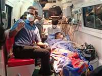 MP News: कोरोना संक्रमित डाक्टर की जान बचाने बना 175 किमी लंबा ग्रीन कारिडोर, फिर एयरलिफ्ट कर पहुंचाया हैदराबाद