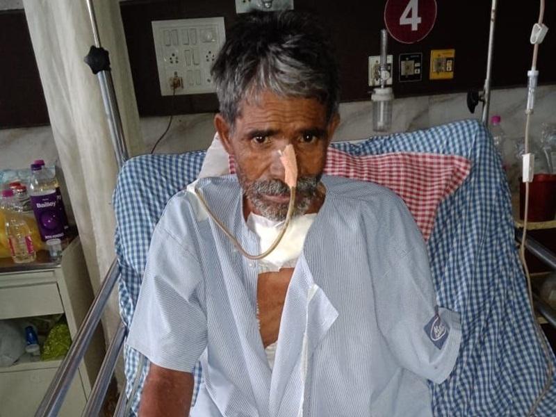 Jabalpur News : छाती में दूरबीन डालकर निकाला आहारनली का कैंसर