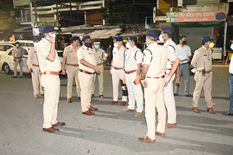 Jabalpur News : कोरोना की चेन तोड़ने जिले में रात से लागू हुआ 32 घंटे का जनता कर्फ्यू