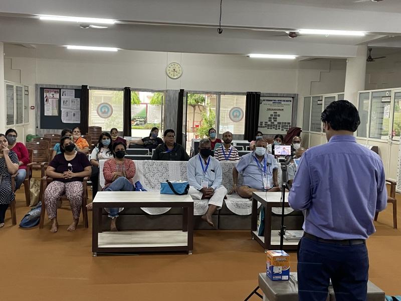 Bhopal News : प्राकृतिक उपचार, योग, उपवास एवं अपक्व आहार है स्वस्थ रहने का राज