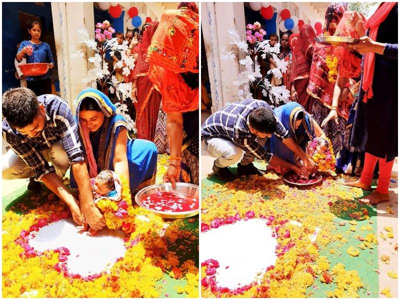 बेटी किसी के घर जन्मे तो मध्य प्रदेश का यह पूरा गांव मनाता है खुशियां