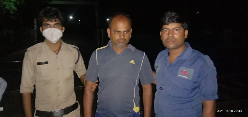 Damoh Crime News : पुलिस ने बड़े भाई को ट्रेन से कटने से बचाया तो छोटे भाई की जहर के सेवन से मौत