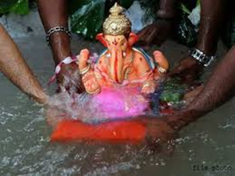 Ganesh Anant Chaturdashi Indore: इंदौर के 85 वार्डों में आज से एकत्रित की जाएंगी गणेश प्रतिमाएं