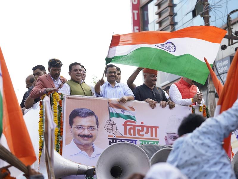 Uttarakhand Election: अरविंद केजरीवाल का चुनावी ऐलान, युवाओं को हर महीने 5000 रुपये भत्ता देगी AAP सरकार