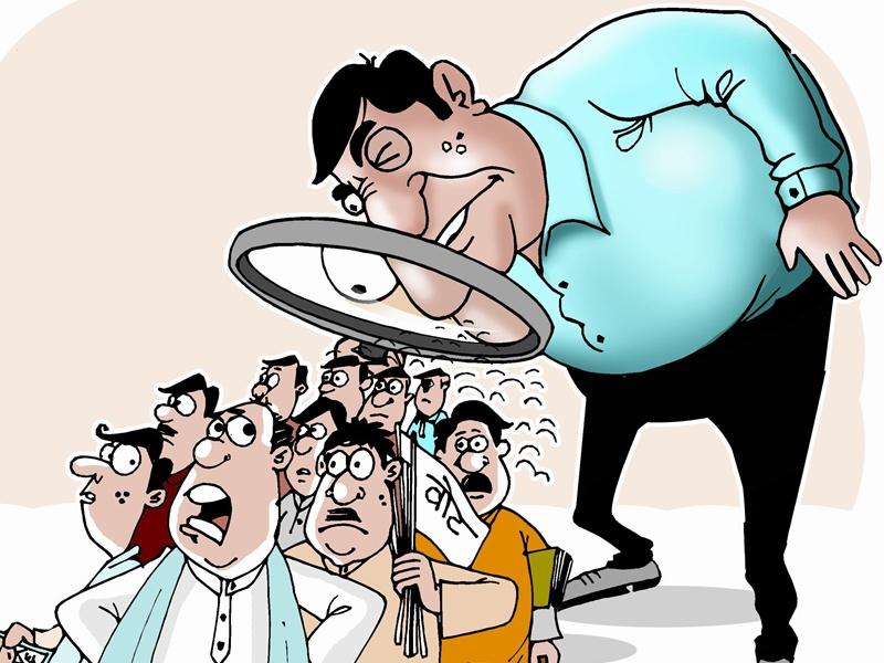 Chhattisgarh Political News: टिकट बंटवारे का लोकसभा फार्मूला अब छत्तीसगढ़ के विधानसभा चुनाव में चलेगा!