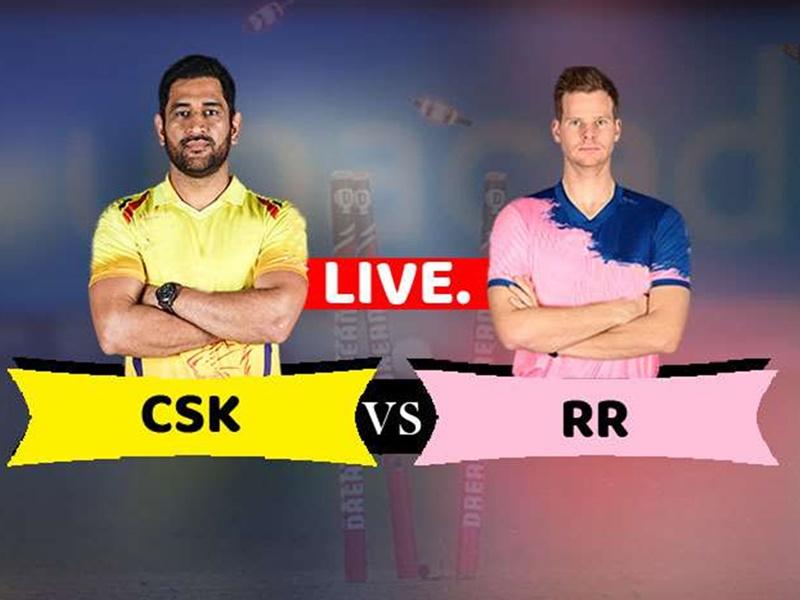 IPL 2020 : राजस्थान रॉयल्स ने चेन्नई सुपर किंग्स को 7 विकेट से हराया