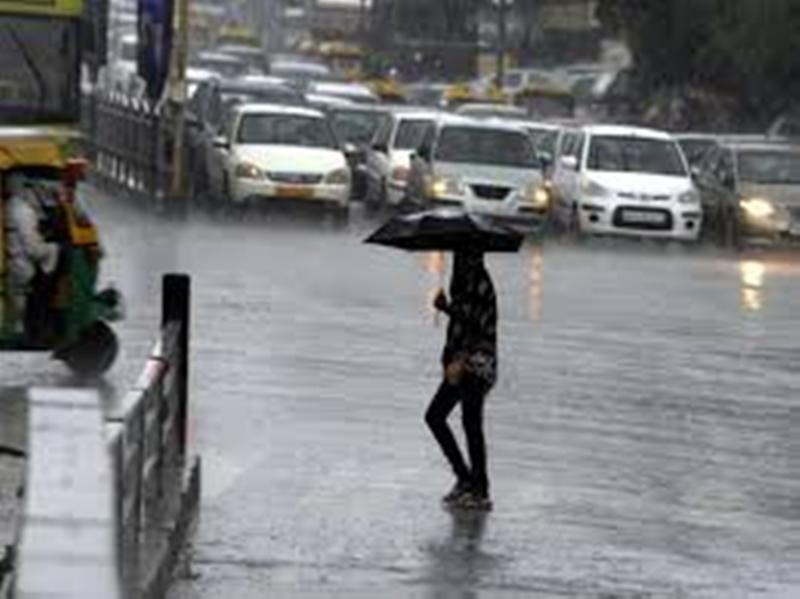Rain in Indore: 12 घंटे में इंदौर में हुई एक इंच बारिश, अब तक 49 इंच बरसा पानी