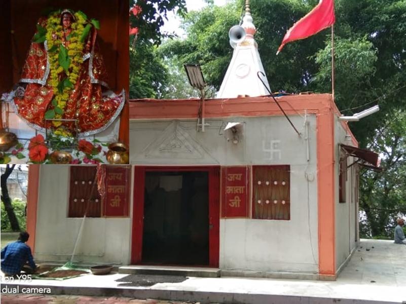 Shardiya Navratri 2020: नर्मदा के तट पर 11 फीट नीचे गुफा में विराजमान हैं माता हिंगलाज देवी