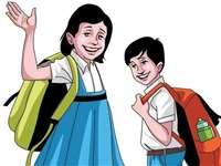 School Education Department: मियाद बीती सिर्फ आधे निजी स्कूलों ने ही दिया फीस का हिसाब