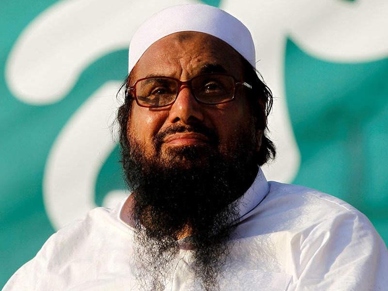 हाफिज सईद को पाकिस्तान की अदालत ने सुनाई 10 साल कैद की सजा, संपत्ति जब्त करने का भी आदेश