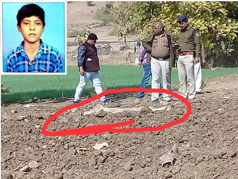 Madhya Pradesh News : खरगोन जिले में खेत में विस्फोट से 12 वर्षीय बालक की मौत, एक युवक घायल