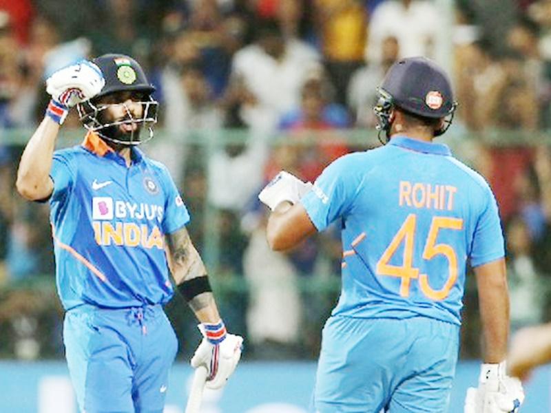 ICC ODI Ranking: Virat Kohli और Rohit Sharma छाए, रैंकिंग में बनाया वर्चस्व