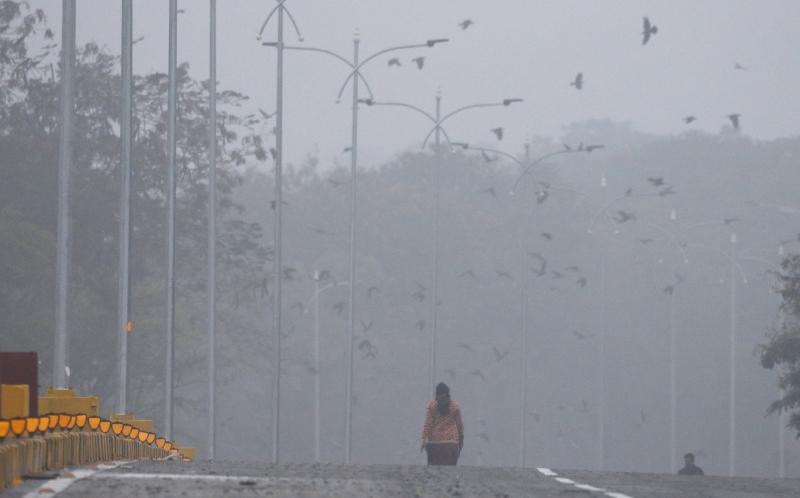 Indore Weather News: बुधवार सुबह इंदौर में छाया कोहरा, 800 मीटर तक पहुंची दृश्यता