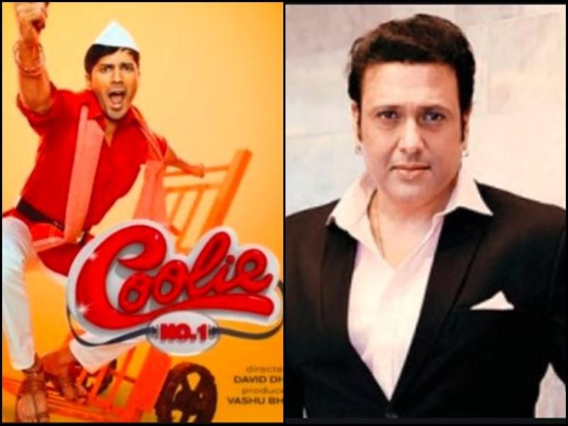 Coolie No 1 की रीमेक को लेकर Govinda ने तोड़ी चुप्पी, Varun Dhawan के बारे में ये कहा