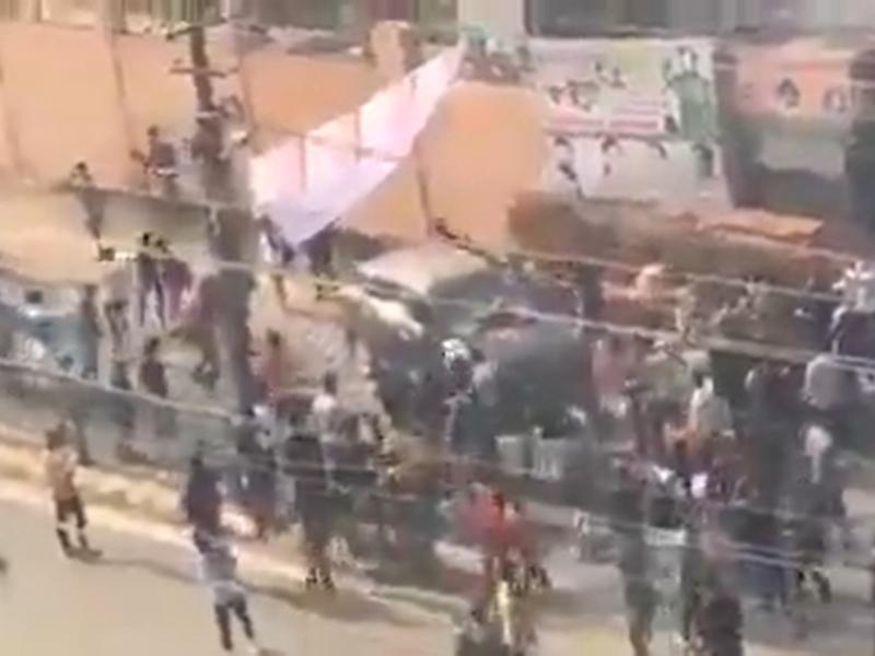 Bihar Board: मैट्रिक सोशल साइंस की परीक्षा रद्द होने के बाद छात्रों का हंगामा, पत्थरबाजी, तोड़फोड़