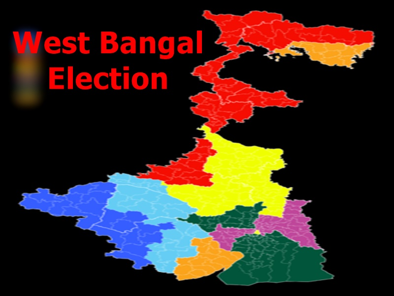 West Bengal Election Date 2021 Election in West Bengal can be announced on  this date