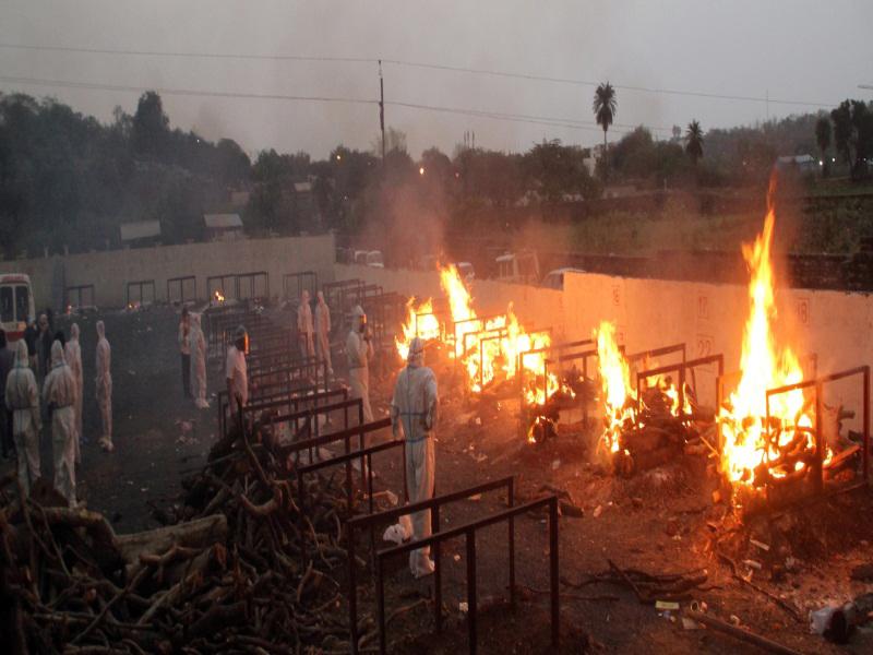 Jabalpur Corona News: अंतिम संस्कार से जुड़ी समस्या हैं तो पीड़ित इस नंबर पर करें कॉल