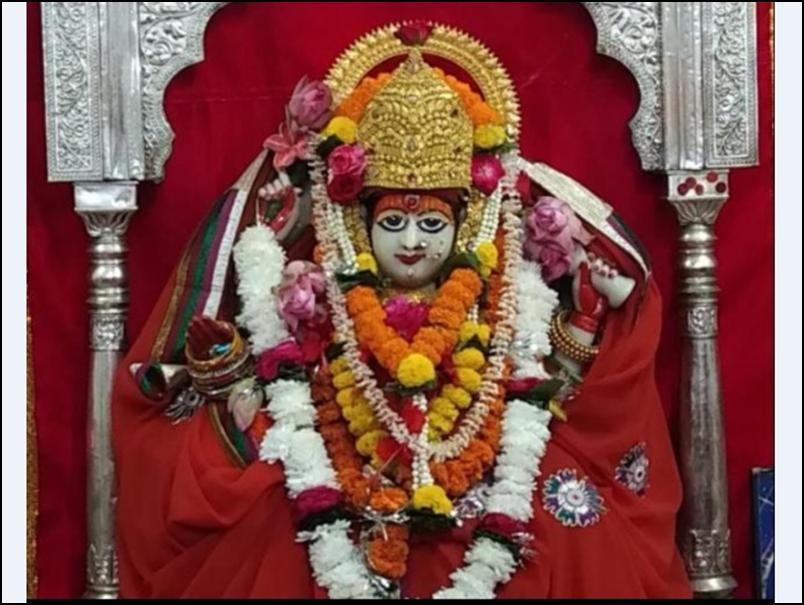 Navratri 2021: अंबा मंदिर, जहां पूरे समाज के नाम पर जलती है एक महाज्योति