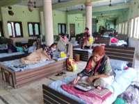 मिसाल: वडोदरा में मंदिर-मस्जिद में बनाए कोविड अस्पताल, जरूरतमंदों को मिला इलाज
