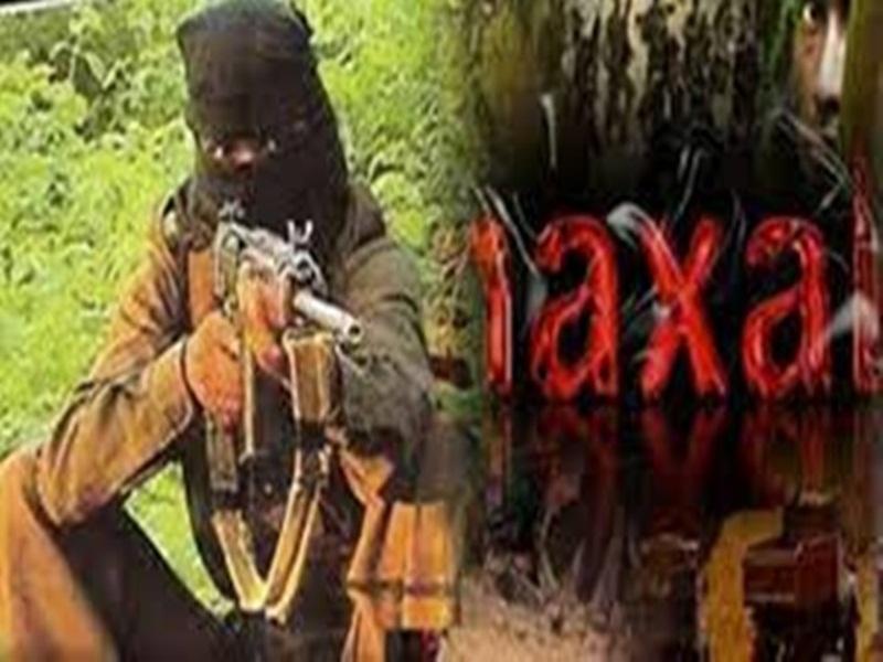 Naxalite killed In Dantewada: डीआरजी जवानों ने मार गिराया पांच लाख का इनामी नक्सली