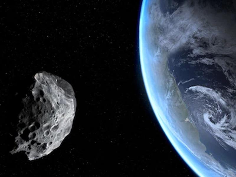 Asteroid Alert: धरती की तरफ आ रहा ताजमहल से 3 गुना बड़ा एस्टेरॉइड, जानिए किस दिन है खतरा