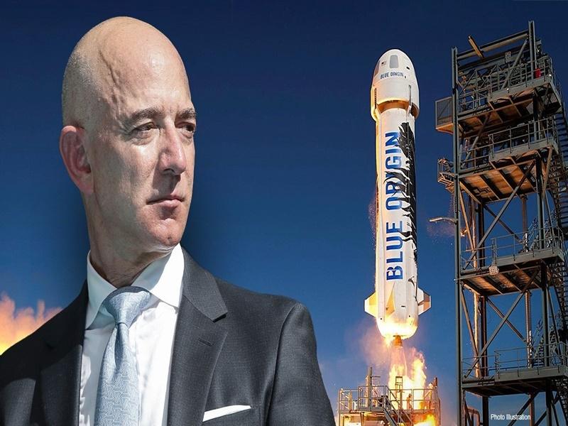 Jeff Bezos Space Trip: आज अंतरिक्ष के लिए उड़ान भरेंगे जेफ बेजोस, जानिए टूर की खास बातें