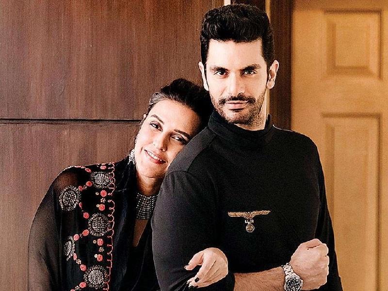 Neha Dhupia फिर मां बनने जा रहीं, पति अंगद के साथ शेयर की यह तस्वीर