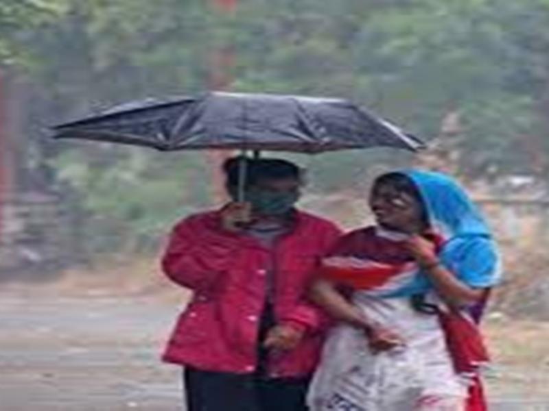 Gwalior Weather News: मानसून ट्रफ खिसकी दिल्ली, गर्मी से राहत देने लायक ही बरस सका पानी