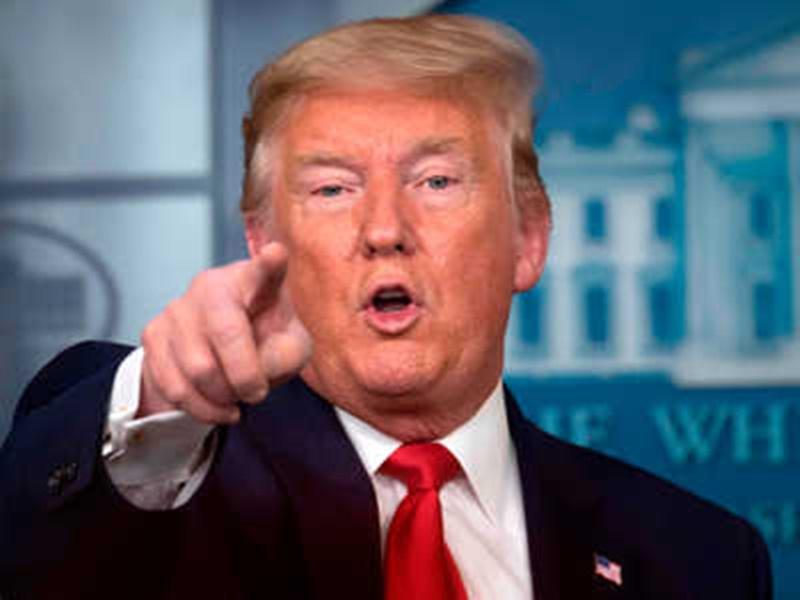 अमेरिकी राष्ट्रपति ट्रंप के खिलाफ साजिश! लिफाफे में आया जानलेवा 'रिसिन'
