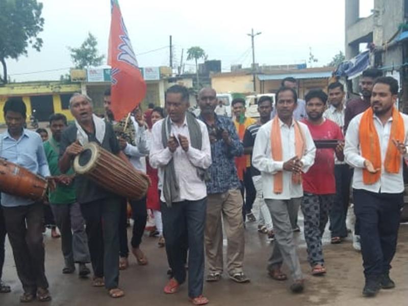 Conversion Protest: मतांतरण के विरोध में 21 सितंबर को रायपुर के सभी पुलिस थानों में भाजपाई देंगे गिरफ्तारी