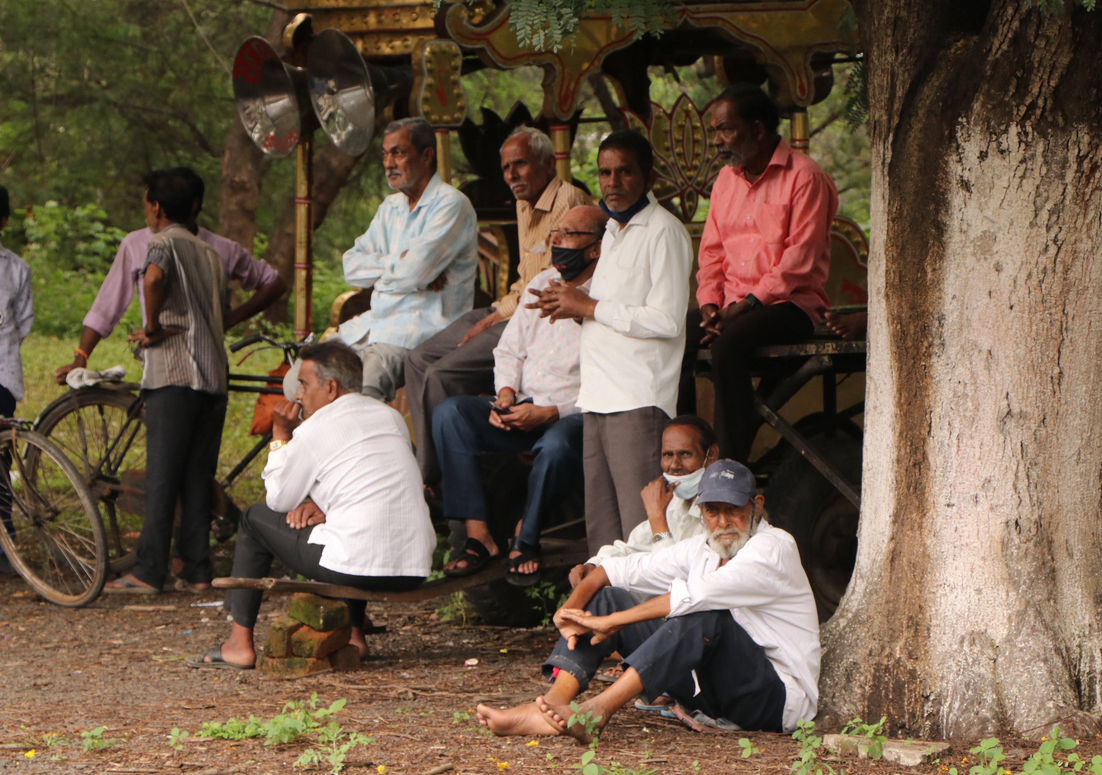 Anant Chaturdashi Indore: अनंत चतुर्दशी पर नहीं निकली झांकी, छाई रही मजदूरों के चेहरे पर मायूसी