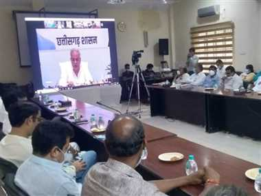 मुख्यमंत्री ने जिले को 115 करोड़ रुपये के 17 कार्यों की दी सौगात