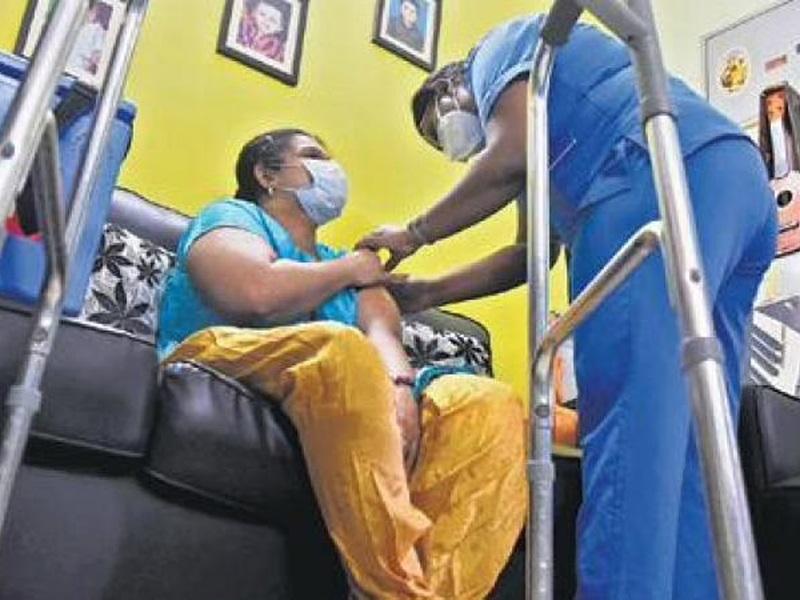 Vaccination: दिव्यांगों और गर्भवती महिलाओं के टीकाकरण पर सुप्रीम कोर्ट में सुनवाई, पढ़िए पूरा अपडेट