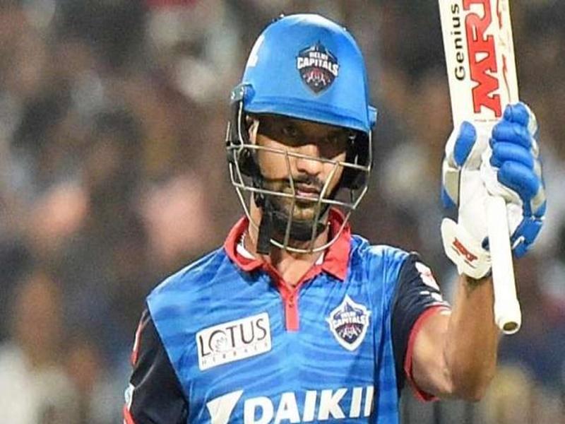 IPL 2020: Shikhar Dhawan का अनोखा रिकॉर्ड, IPL में लगातार दो शतक लगाने वाले पहले बल्लेबाज बने